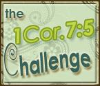 1 Cor. 7:5 Challenge